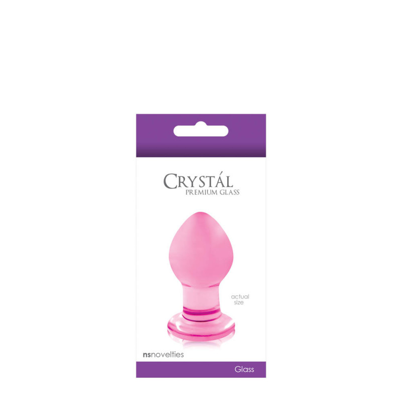 Crystal Small Pink NSTOYS0015